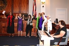Hawai'i State Judiciary Tribute to Chief Justice Richardson