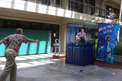 Jessup Moot Court Dunking Booth